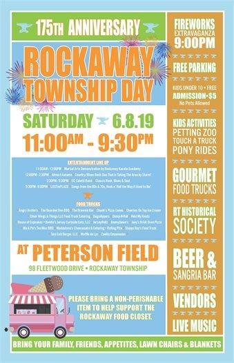 Rockaway Township Day