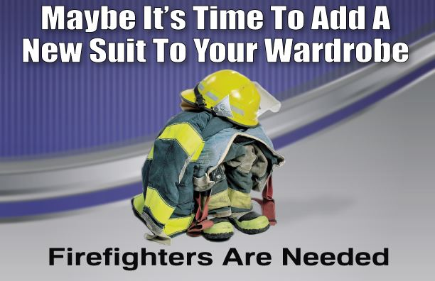 small volunteer firefighter flyer front 2 lrg